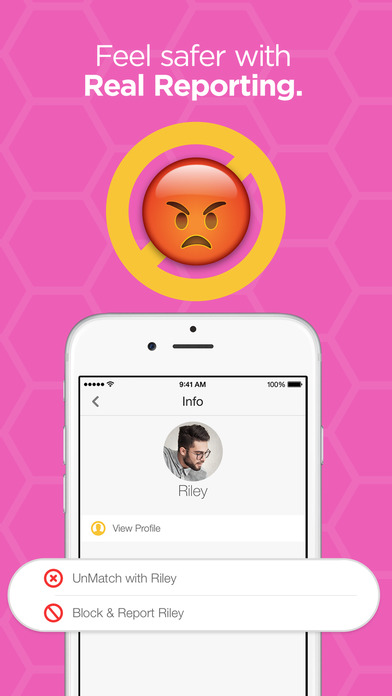 download Bumble – Find a Date, Meet Friends & Network appstore review