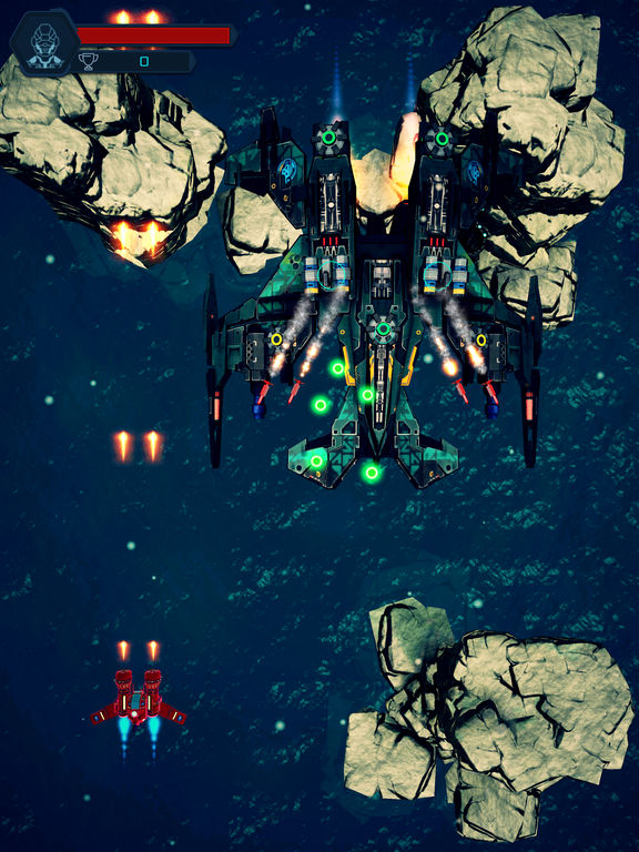 Screenshot 5 Galactic Attack: Alien