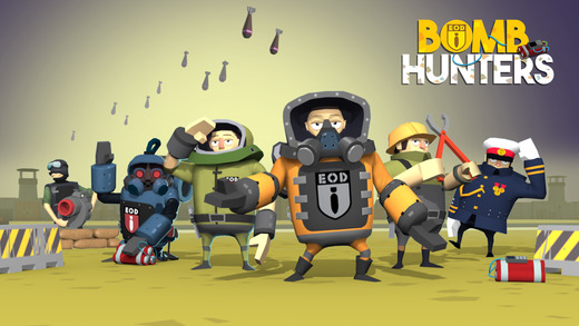Bomb Hunters Screenshot