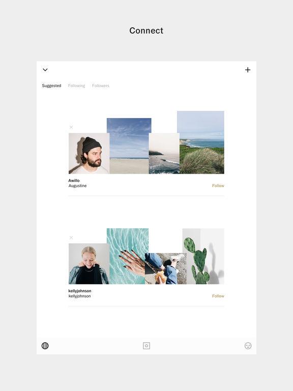 VSCO — photo editor and community Screenshot