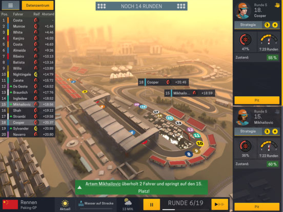 Screenshot 4 Motorsport Manager Mobile 2