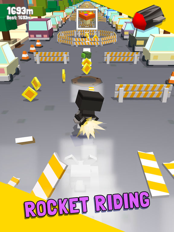 Screenshot 3 Bouncy Hero