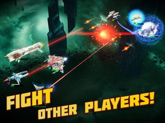 Star Conflict Heroes Screenshot