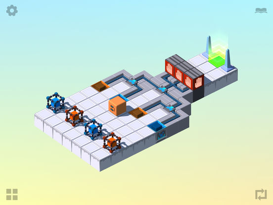 Marvin The Cube iOS Screenshots