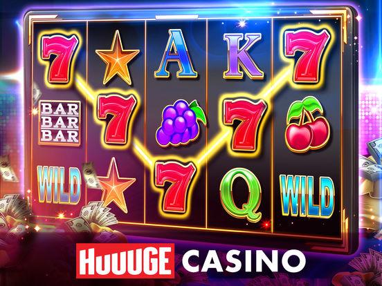 slots - huuuge casino slot machines games itunes