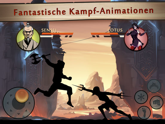 Screenshot 3 Shadow Fight 2 Special Edition