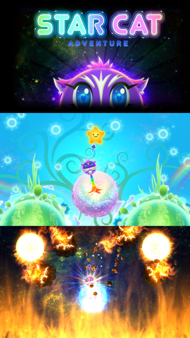STAR CAT Adventure Screenshot