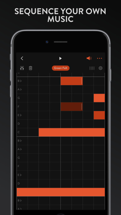 Groovebox - Beats & Synths Music Studio Screenshot