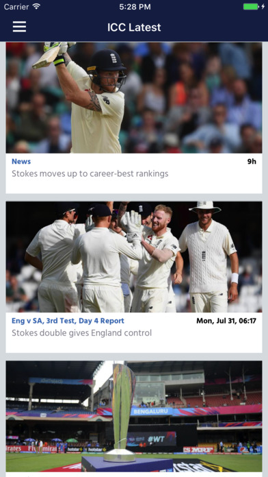how to watch cricket on iphone