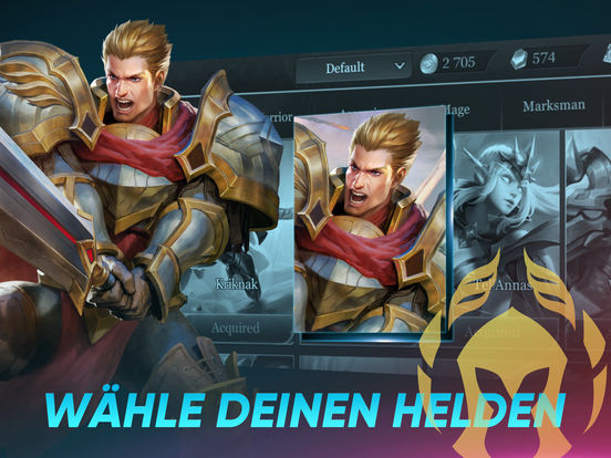 Screenshot 2 Arena of Valor: 5v5 Arena-Game