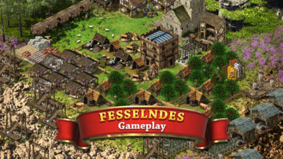 Stronghold Kingdoms: Feudale Schlachten iOS Screenshots