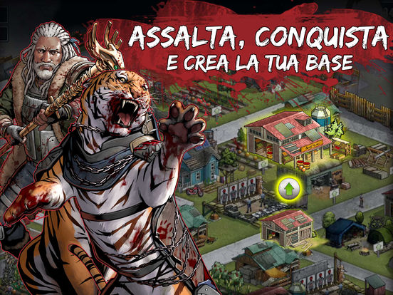 Walking Dead: Sopravvivenza Screenshot