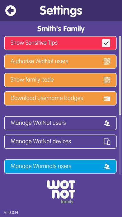 download Wotnot - Home Edition appstore review