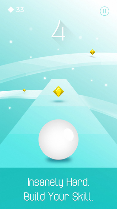 Rolling Path iOS Screenshots