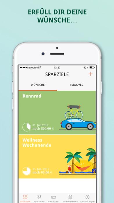 savedroid - Spar dich glücklich Screenshot