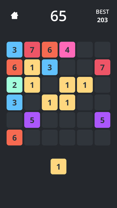 download Bricks Pop - A quick logical puzzle game! appstore review