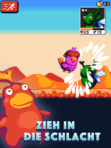 Combo Critters iOS Screenshots