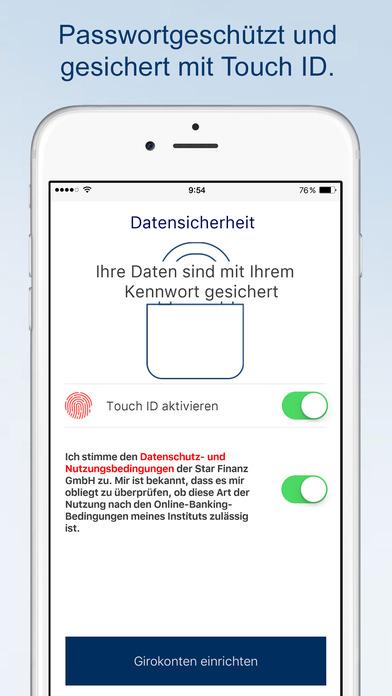 1822direkt-Kontoticker für iPhone und Apple Watch Screenshot