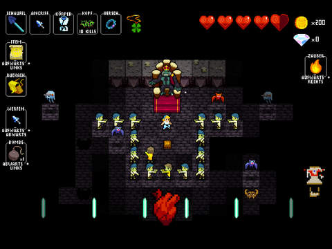 Screenshot 5 Crypt of the NecroDancer Pocket Edition