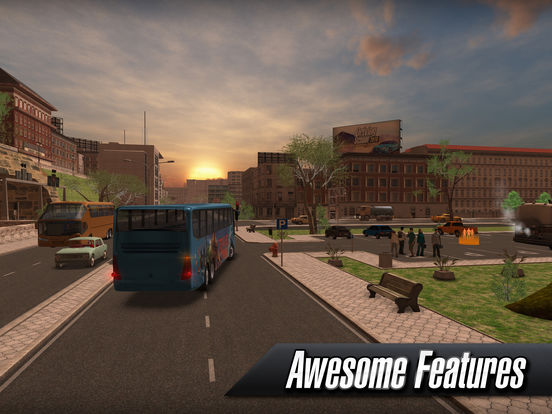 Screenshot 5 Coach Bus Simulator