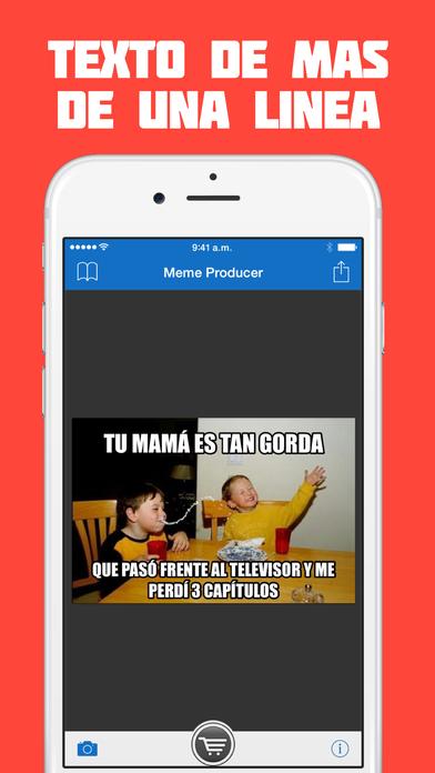 Meme Producer - FREE Meme Maker/Creator Screenshot