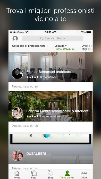 Houzz - Idee per arredare la tua casa Screenshot