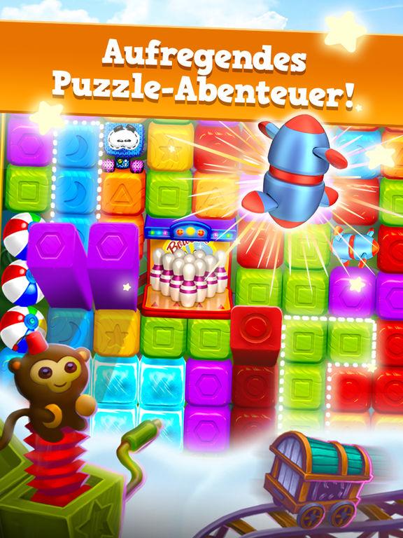 Screenshot 1 Toy Blast