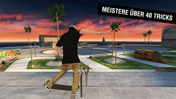 Skateboard Party 3 ft. Greg Lutzka iOS