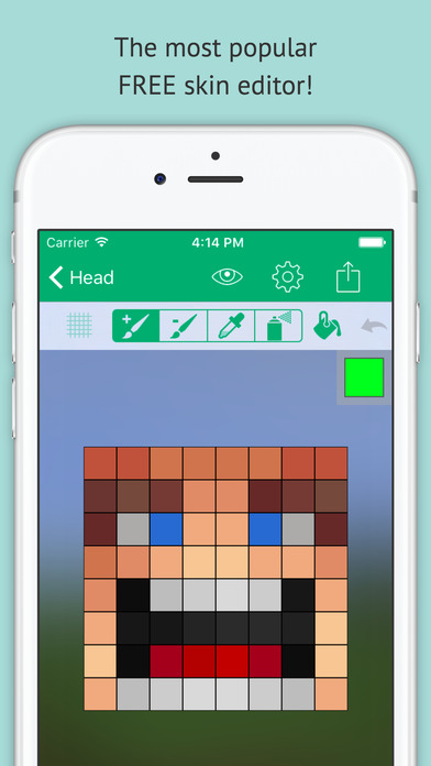 skin editor 3d for minecraft pe