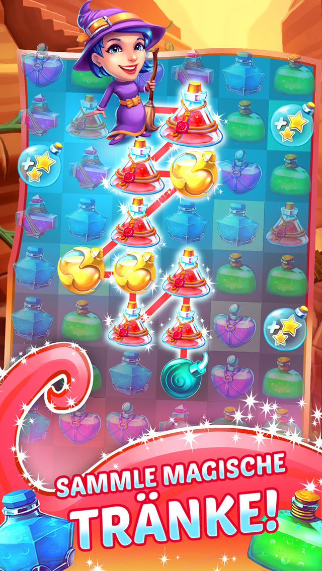 Hocus Puzzle iOS Screenshots
