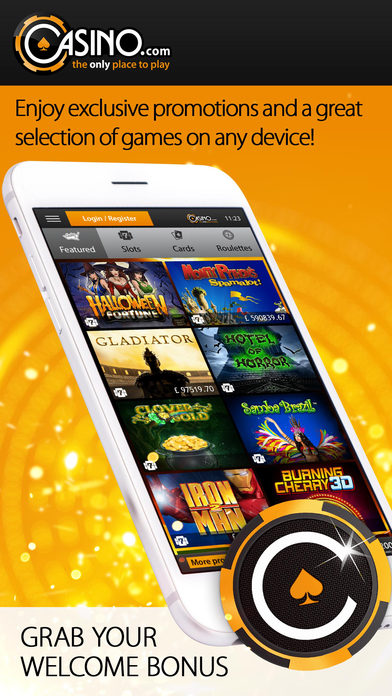 Ipad casino app real money