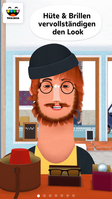 Toca Hair Salon 2 Screenshot