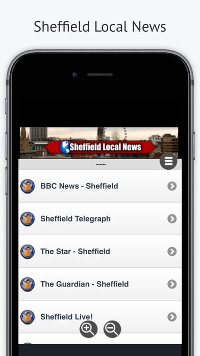 Sheffield Local News