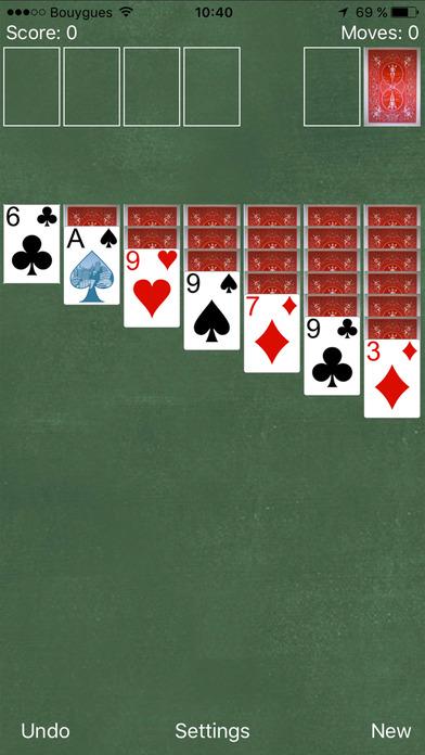 kostenlos kartenspiel solitär spielen