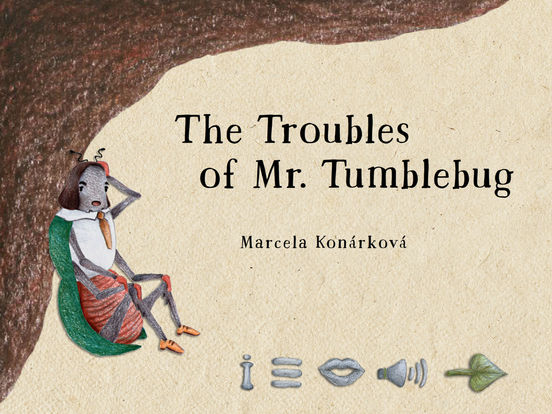 The Troubles of Mr. Tumblebug Screenshots