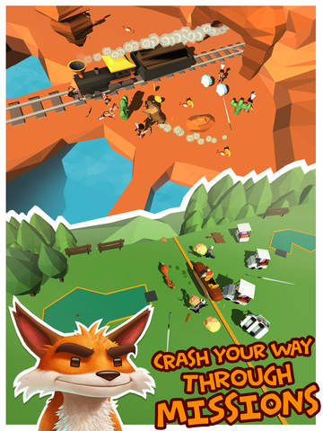 Crashing Season iOS