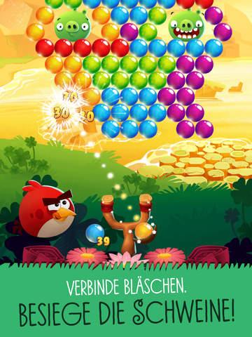 Angry Birds POP! iOS