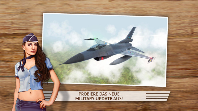 Take Off - The Flight Simulator iOS