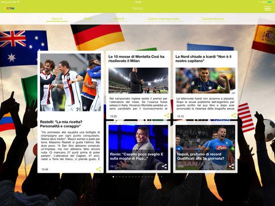 Serie A TIM Screenshot