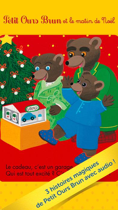 Mes histoires de Noël à lire et à écouter - contes et livres pour enfants, de la maternelle au CP. iPhone