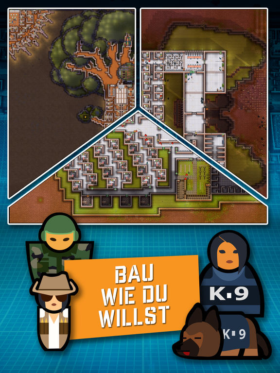 Screenshot 3 Prison Architect: Mobile