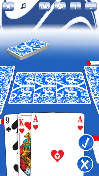 31 kartenspiel blitz