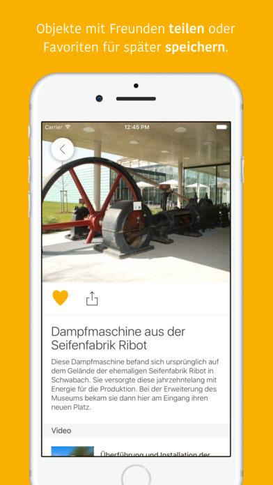 Stadtmuseum Schwabach Screenshot