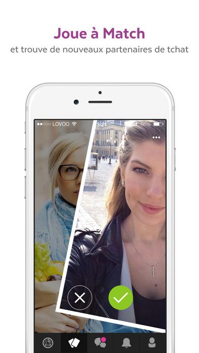 download LOVOO CHAT - app pour tchatter et flirter apps 4