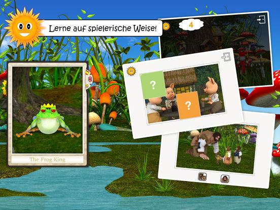 Finde Sie alle: Märchen und Sagen - Komplett Spiel Screenshot