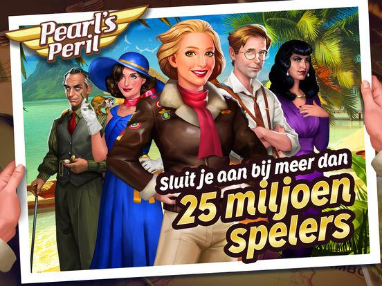 Pearl's Peril iPad app afbeelding 5