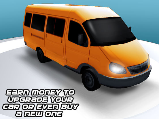 Russian Lada Car Traffic Race 3D Full Screenshots