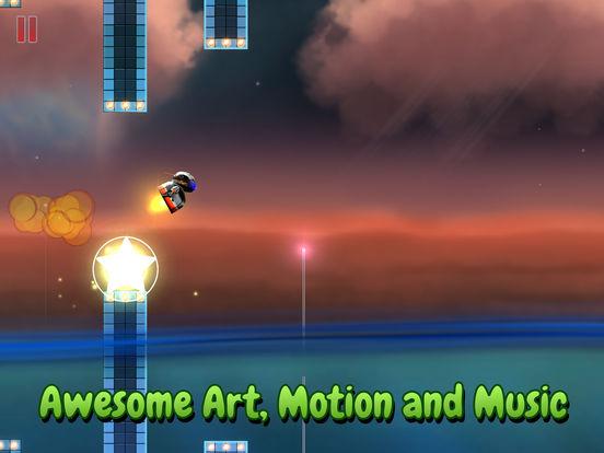 Galaxy Groove Screenshot
