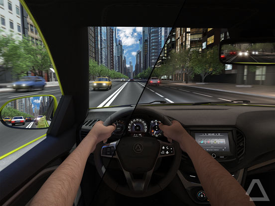 Driving Zone: Russia Screenshot