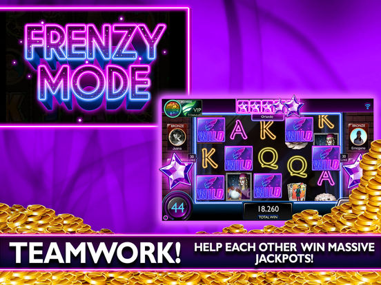 casino frenzy slots for kindle